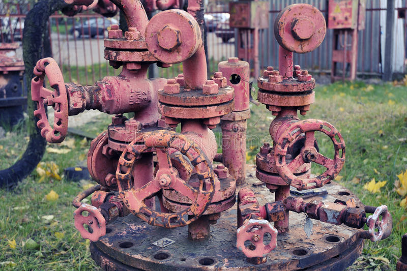 Download Pipe wheels stock photo. Image of structure, complicated - 17100176