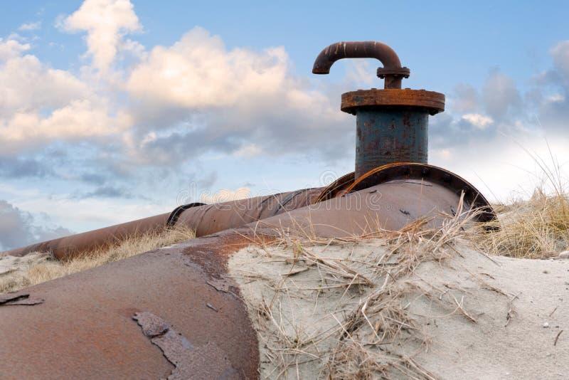 pipeline arkivfoton