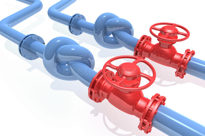 Download Pipeline stock illustration. Image of connection, ideas - 17060692