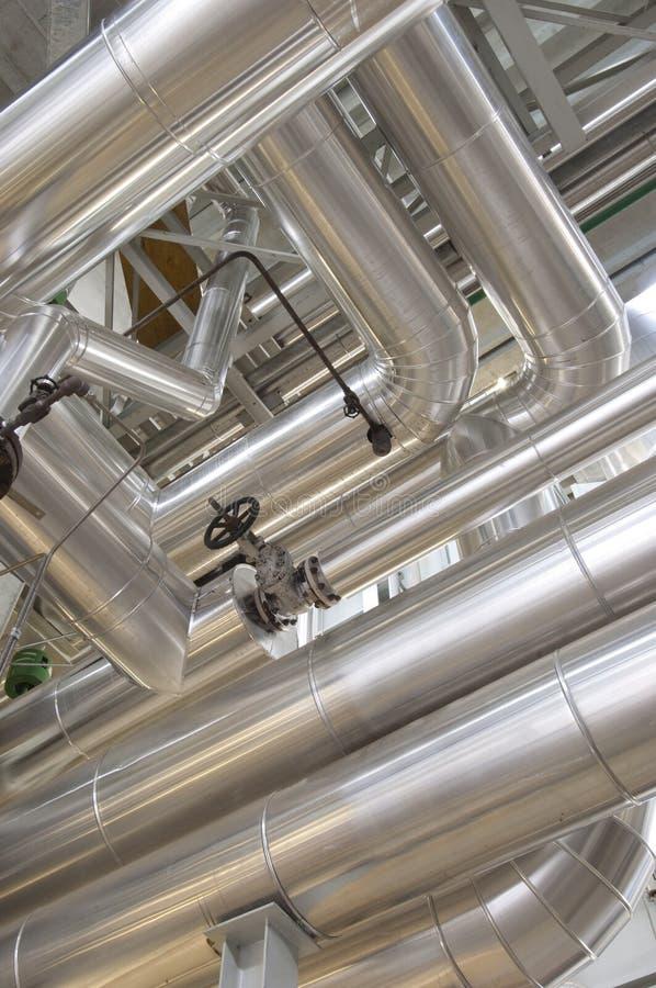 pipeline royaltyfria bilder