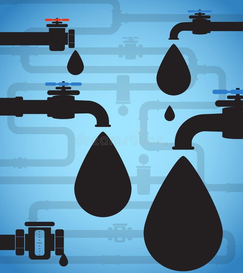 Download Pipeline stock vector. Illustration of engineering, body - 26091668