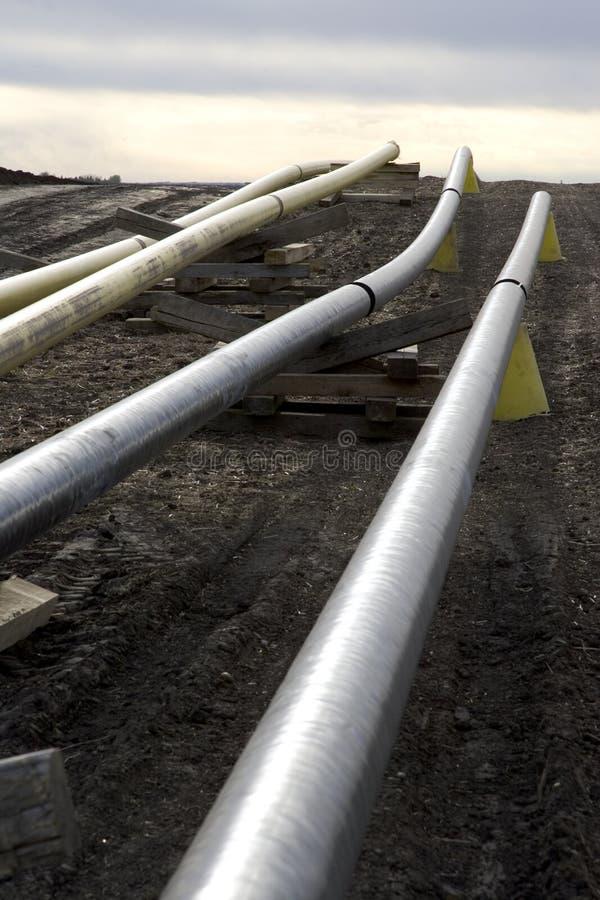 pipeline royaltyfri bild
