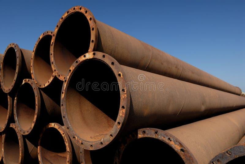Pipeline royalty free stock photos