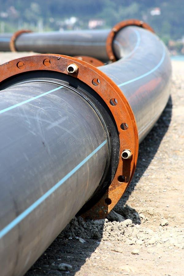pipelineplast- royaltyfria foton