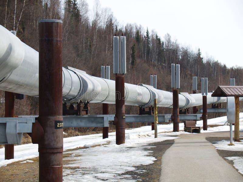 pipelinesikter royaltyfria bilder
