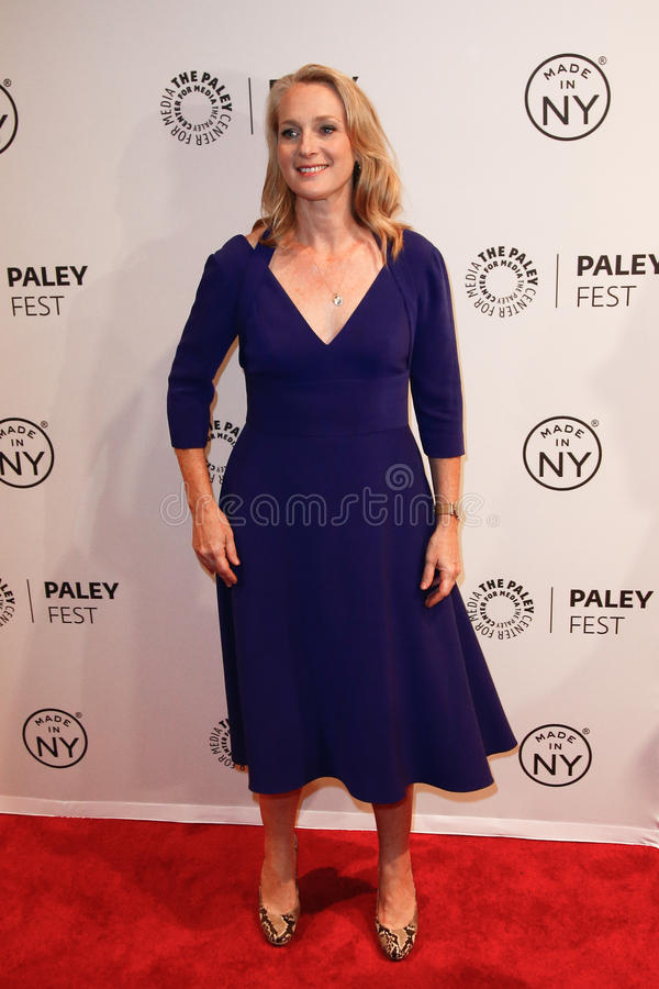 Piper Kerman. NEW YORK-OCT 2: Writer Piper Kerman attends the 'Orange Is the New Black' panel during 2013 PaleyFest: Made In New York at The Paley Center for royalty free stock photography