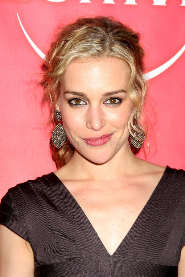 Piper Perabo. LOS ANGELES - JAN 13: Piper Perabo arrives at the NBC TCA Winter 2011 Party at Langham Huntington Hotel on January 13, 2010 in Westwood, CA stock photography