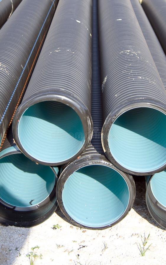 pipes énormes photo stock