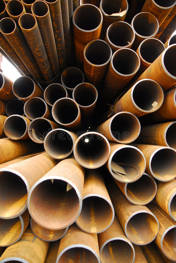 Download Pipes stock image. Image of heavy, ground, pipeline, industrial - 2547105