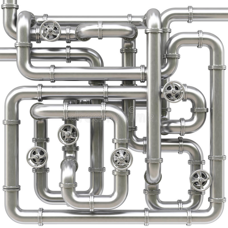 Free Pipes Stock Image - 30393721