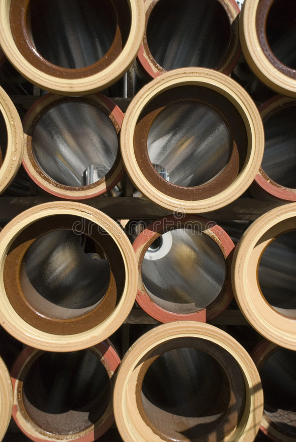 Free Pipes Royalty Free Stock Photo - 9071705