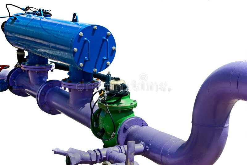 Download Pipes stock image. Image of thermostat, piping, technology - 9183287