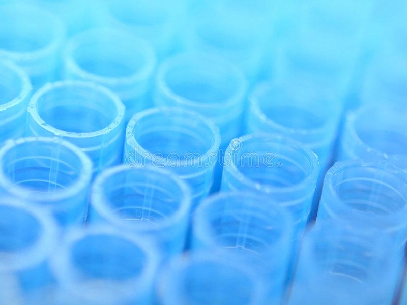 Download Pipette plastic tips stock image. Image of test, order - 7086589