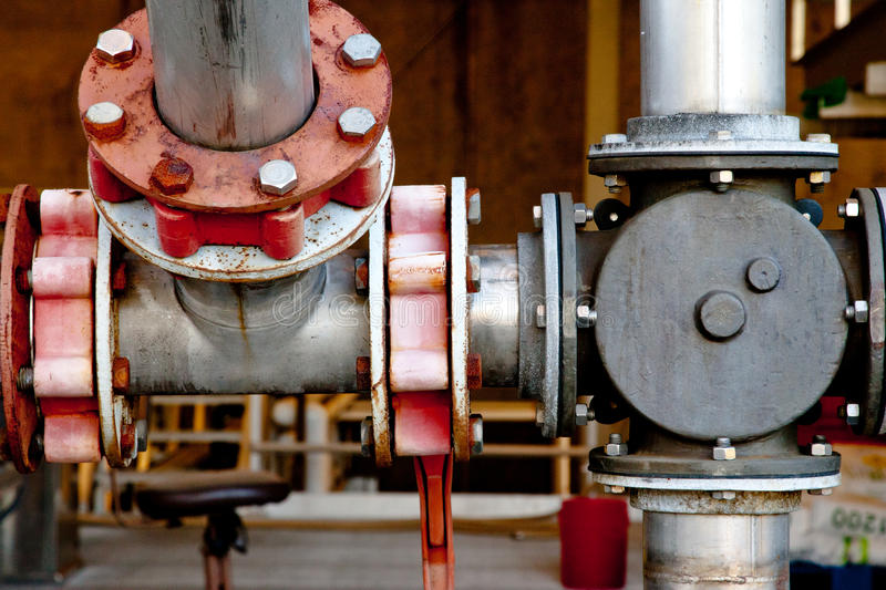 Download Piping Connection Stock Photography - Image: 21892022