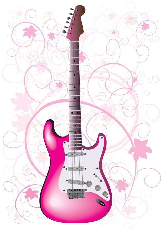 Pique a guitarra