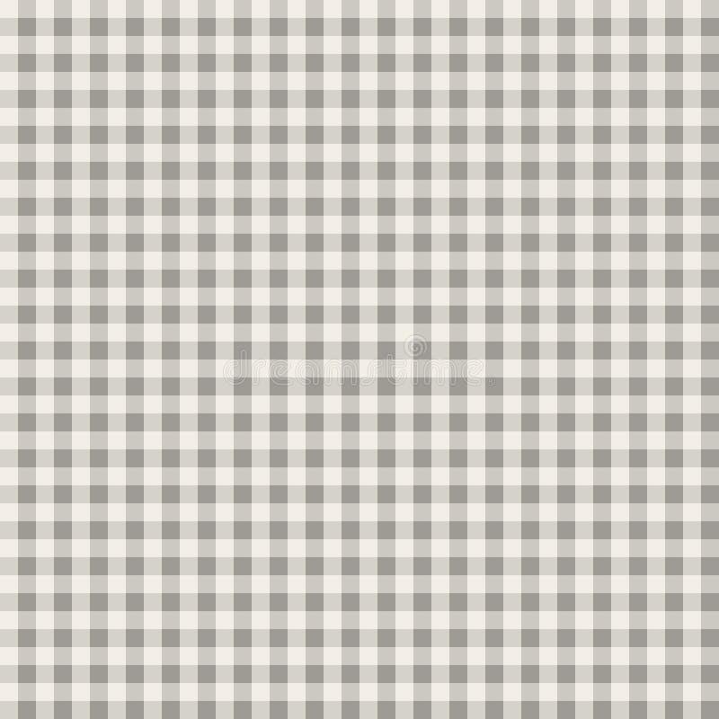 Pique-nique à carreaux de tissu Nappe sans couture, tissu, matériel, textile illustration libre de droits