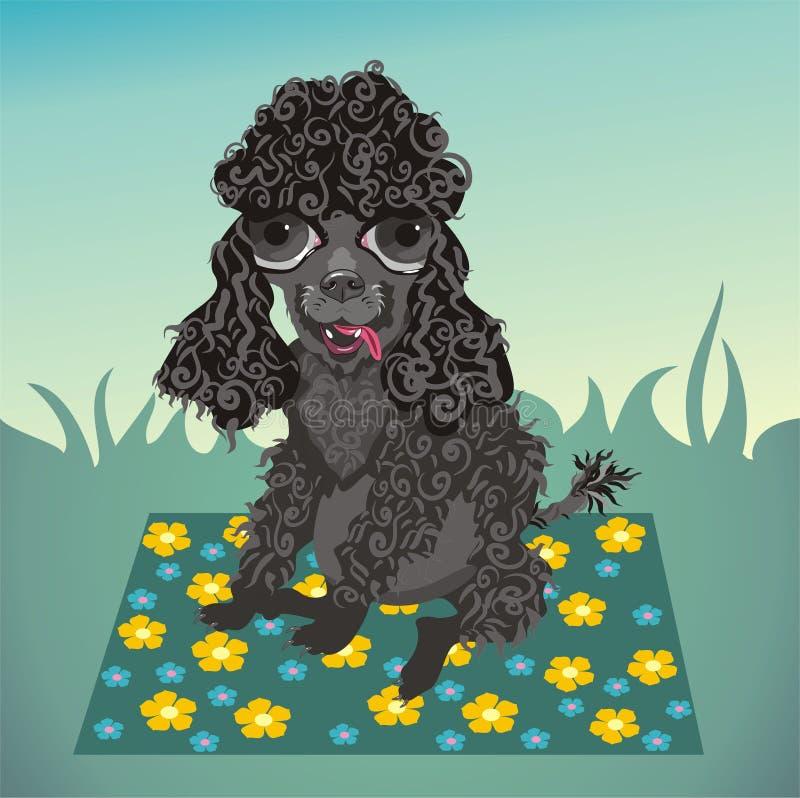 Download Piquenique do brinquedo. ilustração do vetor. Ilustração de animais - 12813045
