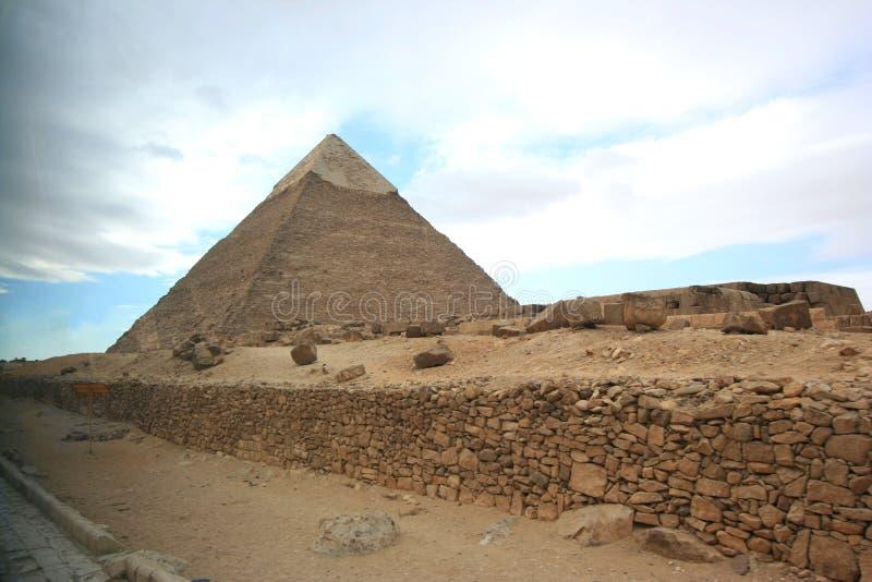 Pirámide de Cheops foto de archivo