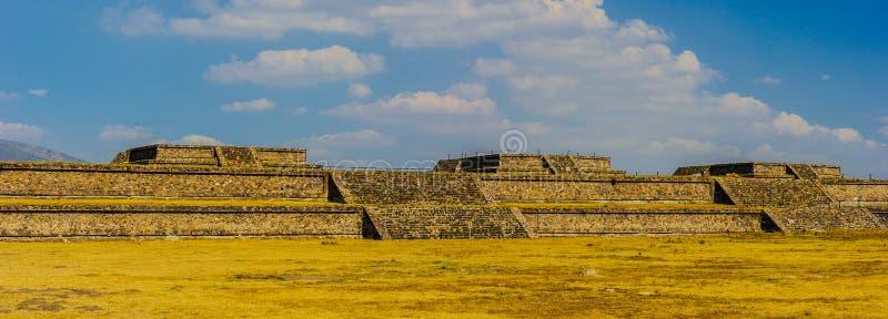 Pirámide de la luna, Teotihuacan, México fotografía de archivo libre de regalías