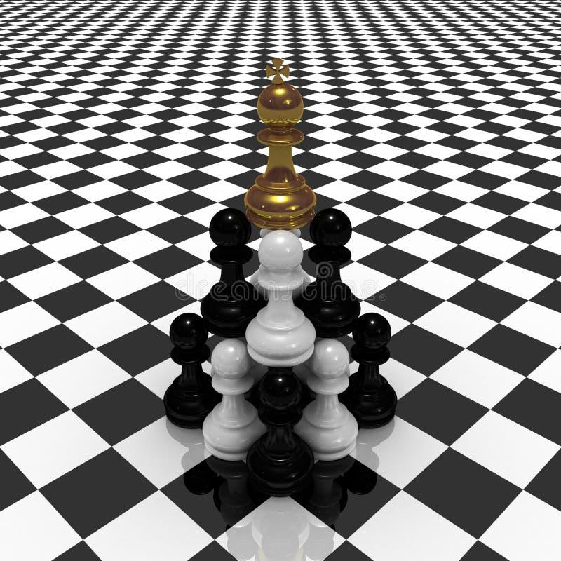 Pirámide MLM libre illustration