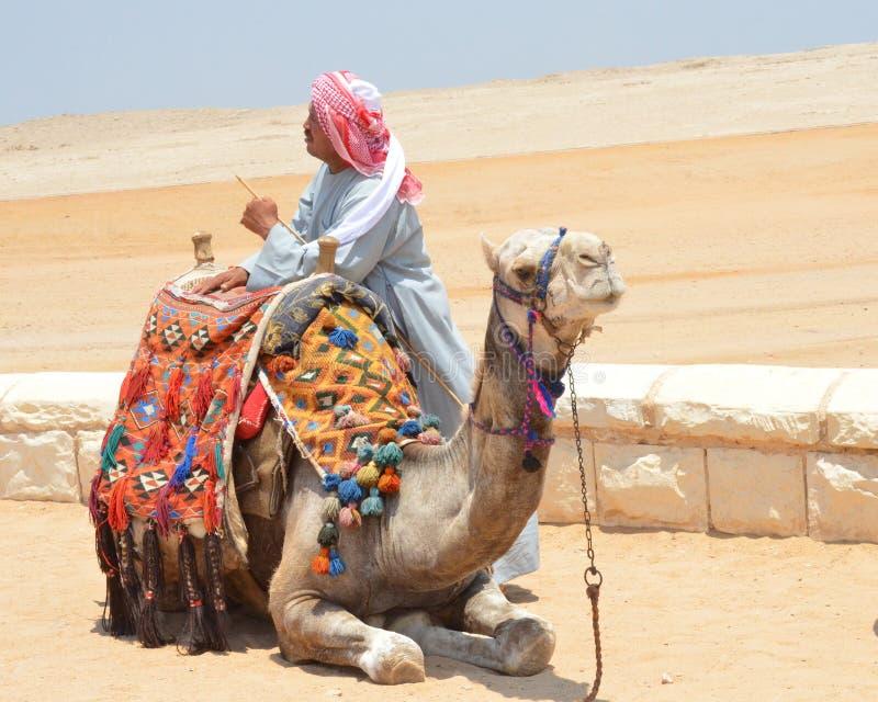 Pirámides de Gizeh Giza fotografía de archivo libre de regalías