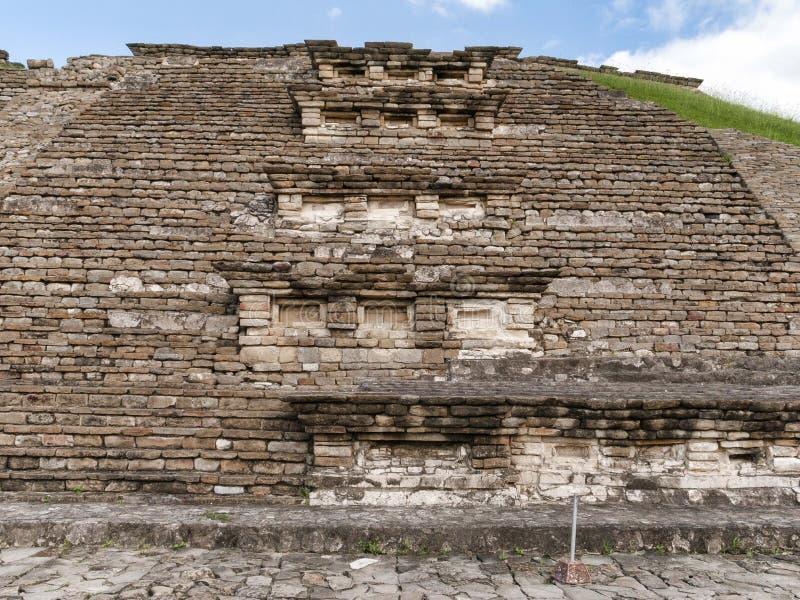 Pirámides del EL Tajin imagen de archivo