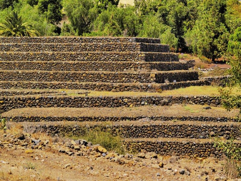 Pirámides, Tenerife imagen de archivo libre de regalías