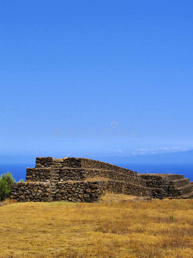 Pirámides, Tenerife imagenes de archivo