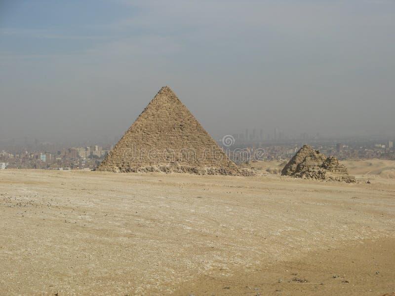Pirâmide fotografia de stock