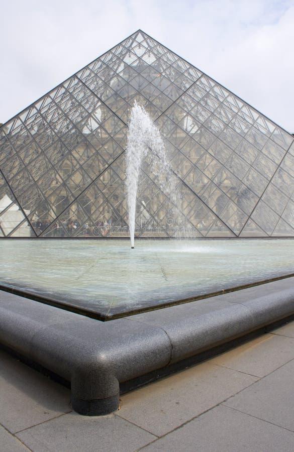 Pirâmide da grelha imagem de stock royalty free