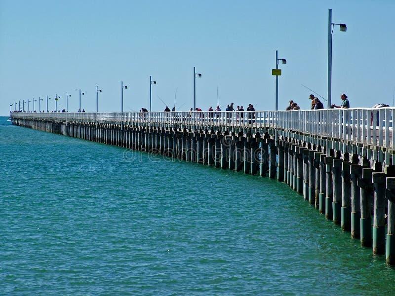 Download Pir arkivfoto. Bild av sandigt, promenad, levee, australasian - 35634