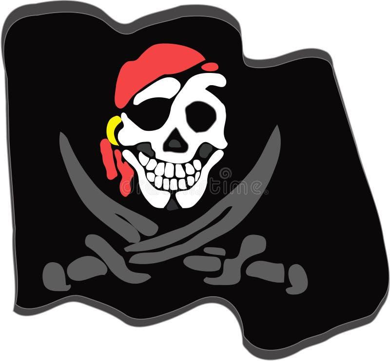 Piraat stock foto