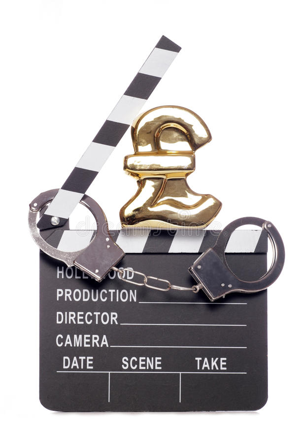 Download Piracy Costing Money In The Film Industry Stock Photo - Image: 33499260