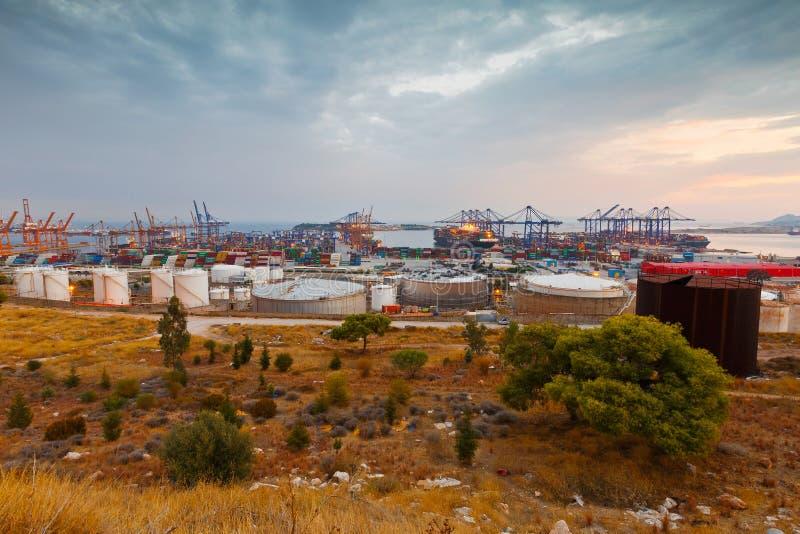 piraeus imagenes de archivo