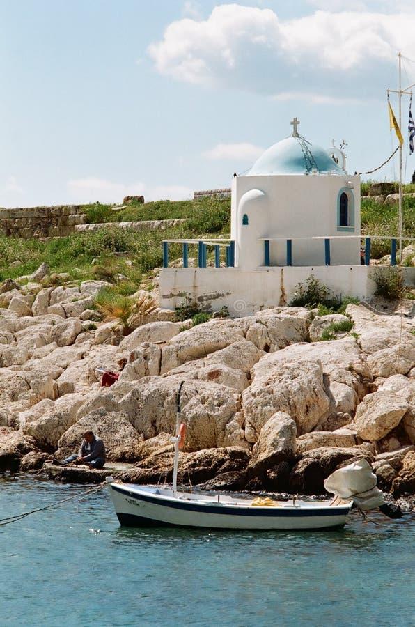 Piraeus Grekland royaltyfria foton