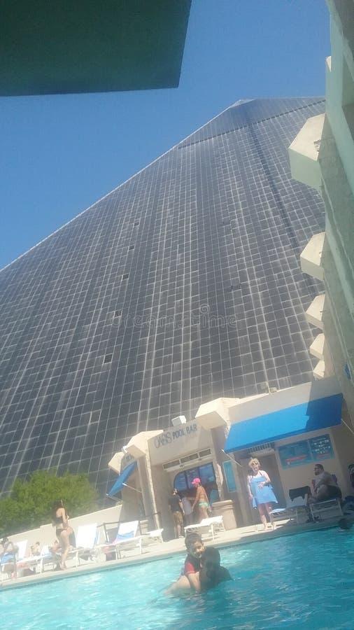 Piramid卢克索 免版税库存照片