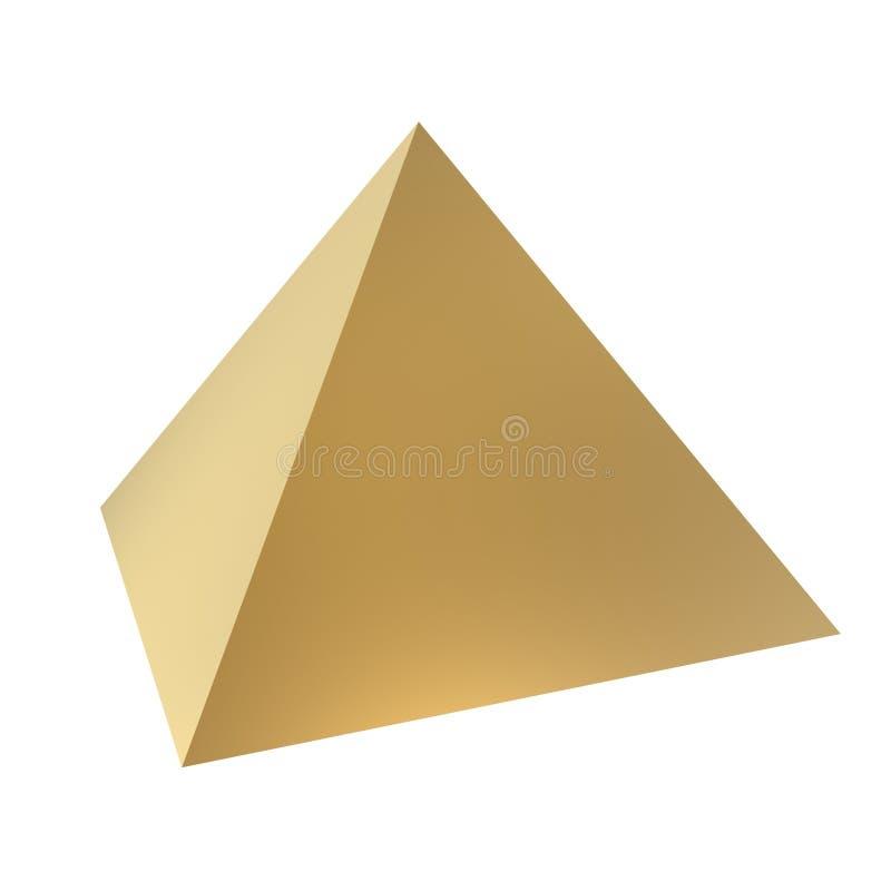 piramida ilustracja wektor