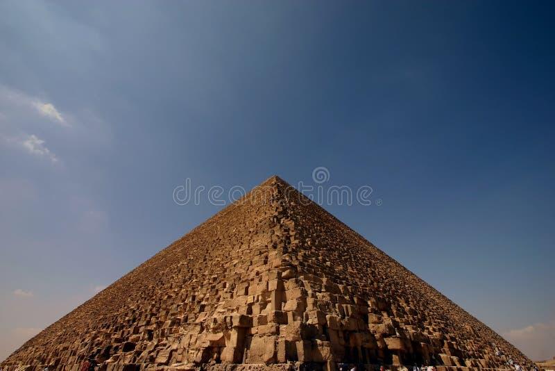 piramida keops obrazy stock
