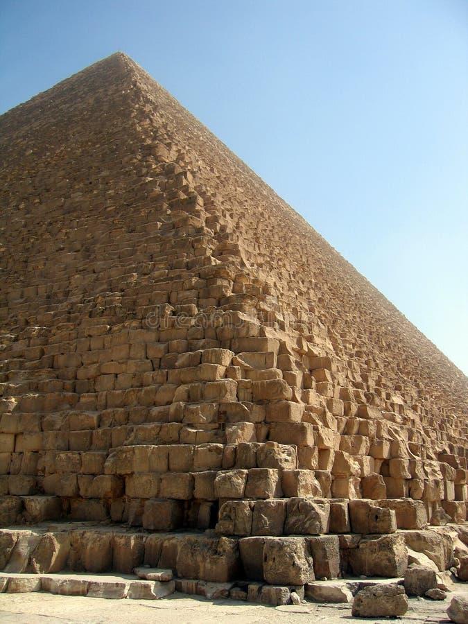 Piramide stock foto's