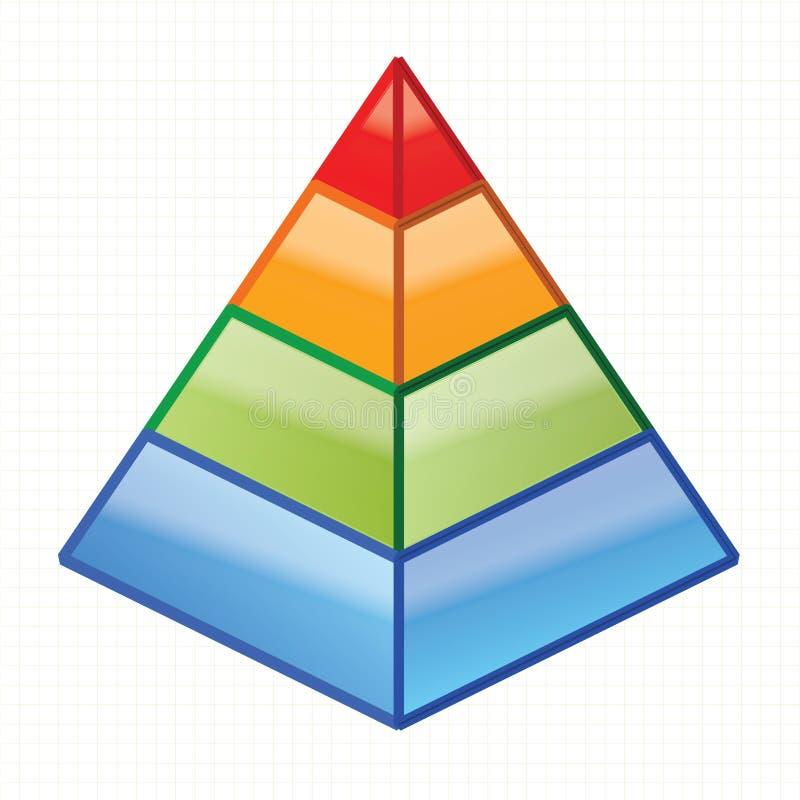 piramide бесплатная иллюстрация