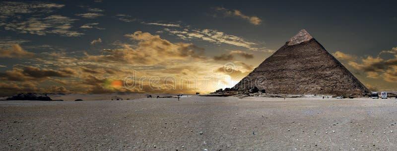 Piramide di Cheops fotografia stock libera da diritti