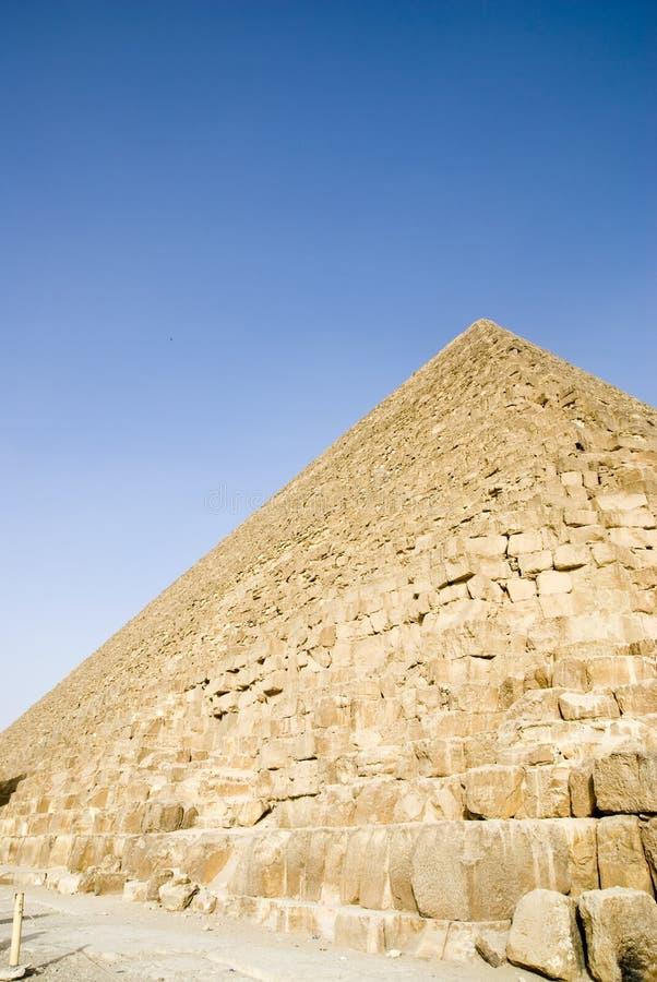 Piramide di giza, cario, Egitto immagini stock