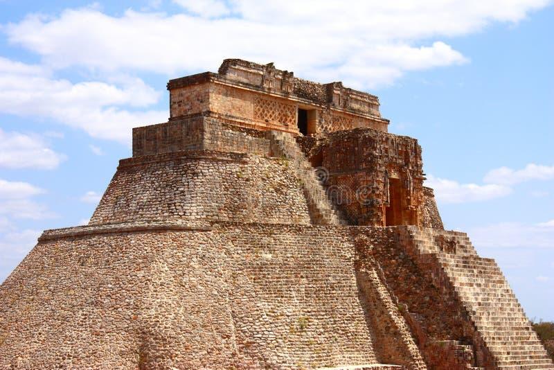 Piramide II del mago immagine stock libera da diritti