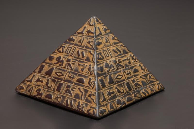 piramide fotografie stock libere da diritti