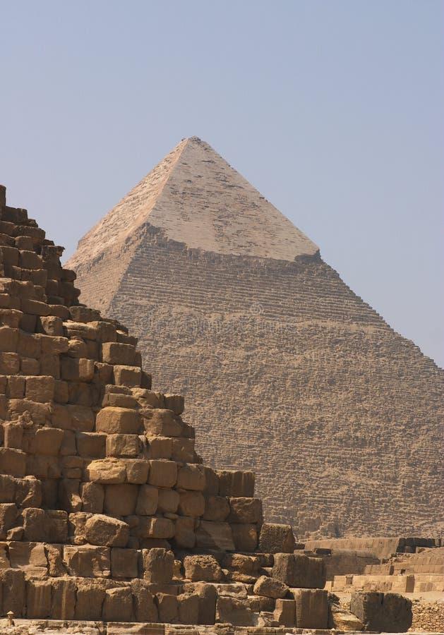 Download Piramidy zdjęcie stock. Obraz złożonej z cairo, pharaoh - 134988
