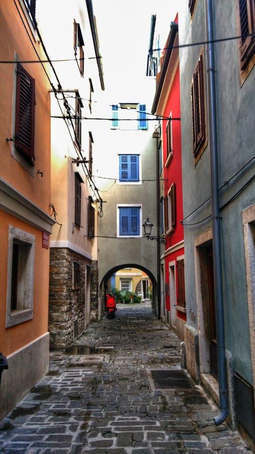 Piran, Slovenië royalty-vrije stock foto's