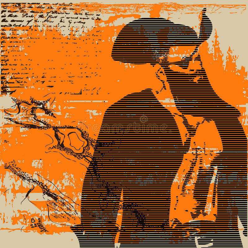 Pirat Cap'n vektor abbildung