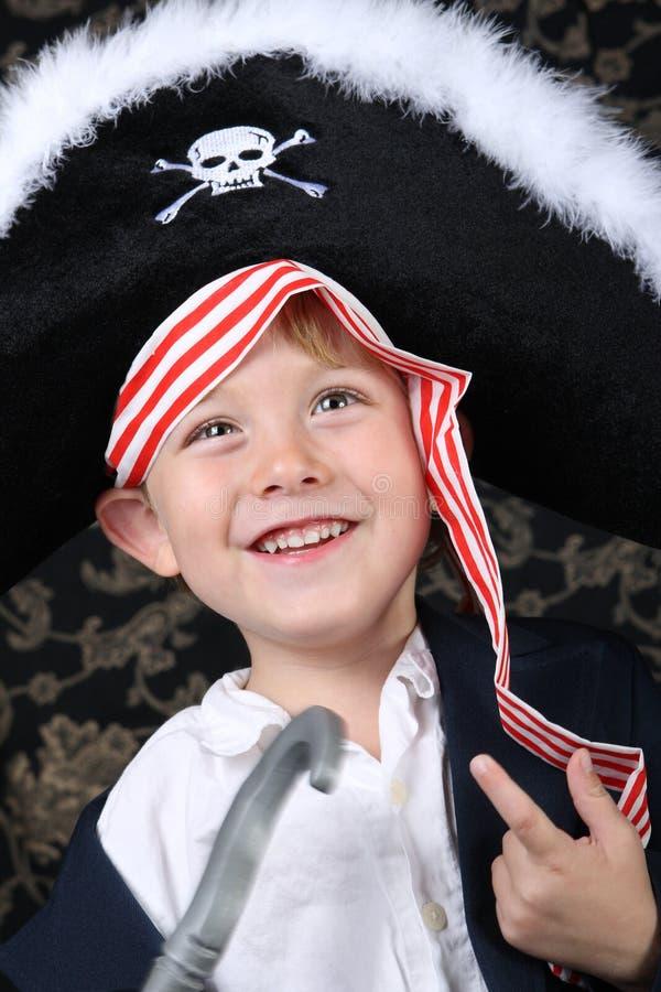 pirat, chłopcy fotografia royalty free
