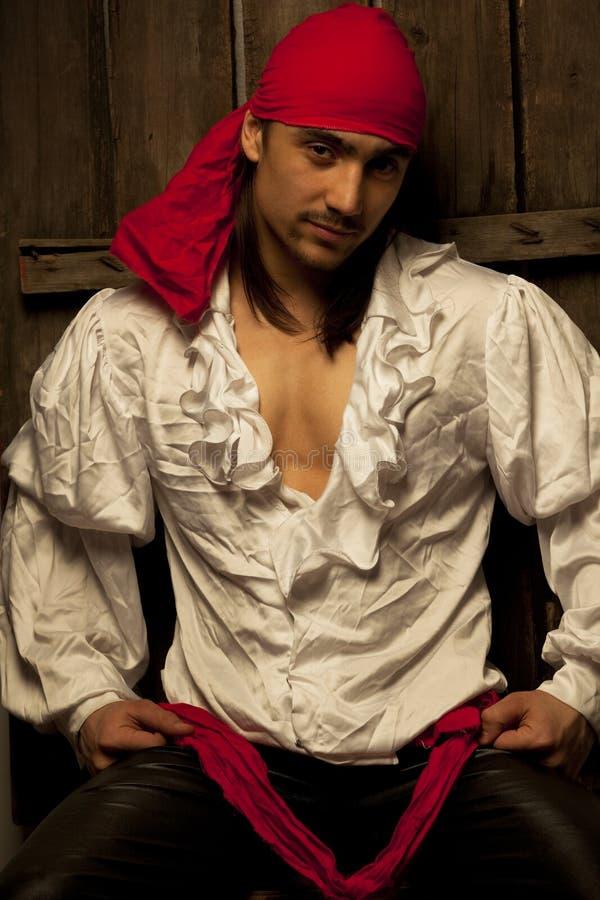 pirat seksowny zdjęcie stock