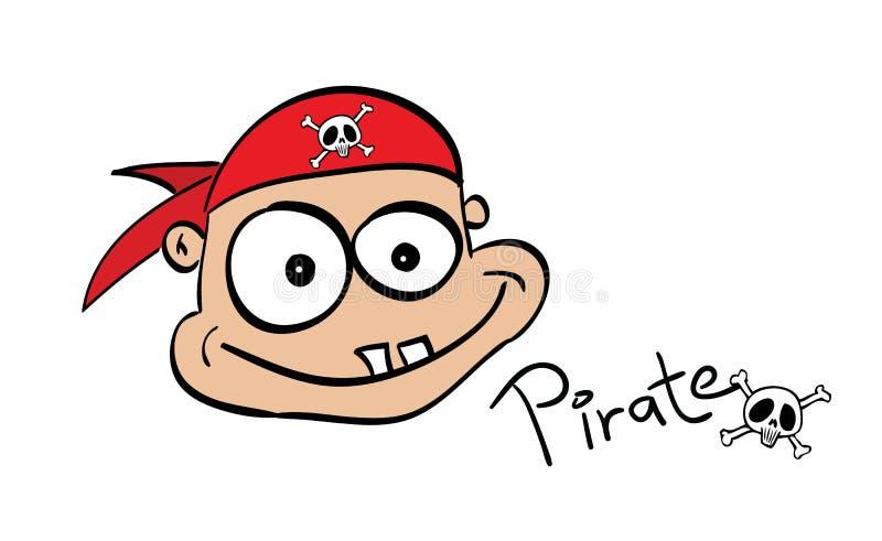 Pirata libre illustration